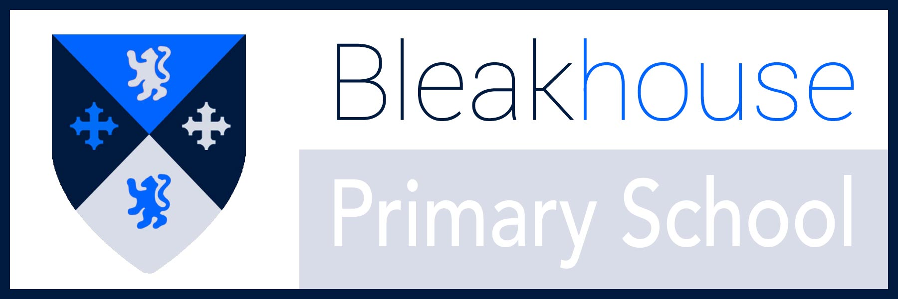 Bleakhouse Primary School Logo